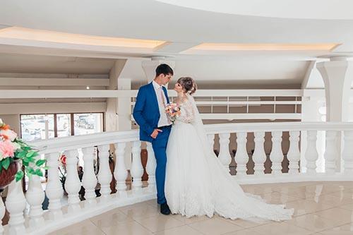 Дворец бракосочетания в Тулиновке