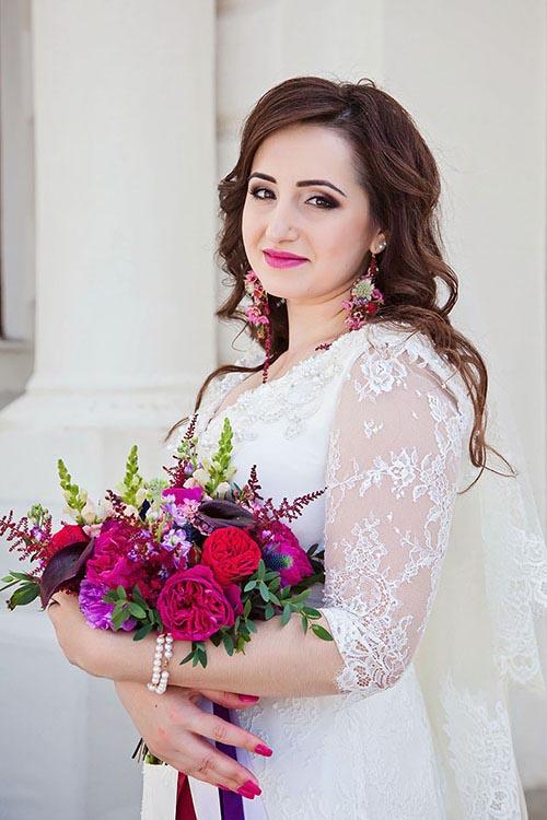 свадебное платье невесты