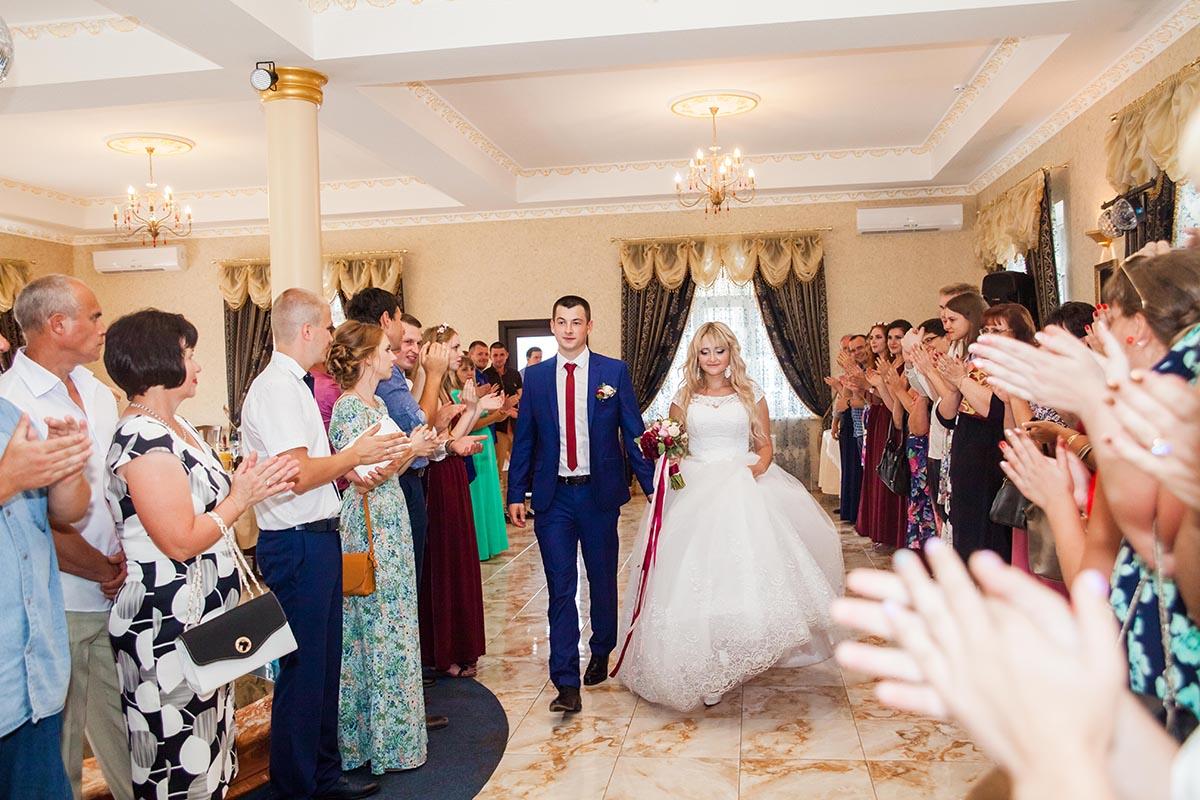 свадьба в ресторане Лесная сказка