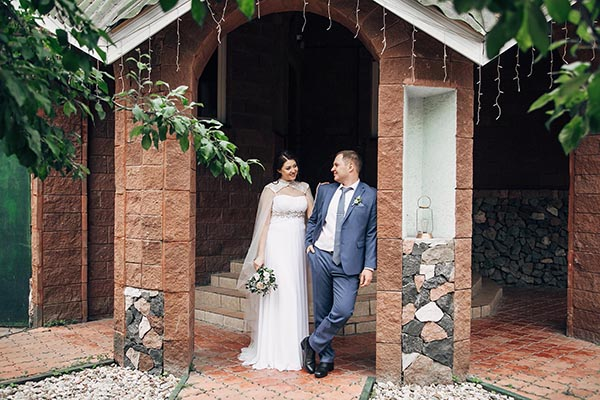 Anstar House Vatutinki - свадебная площадка на берегу озера