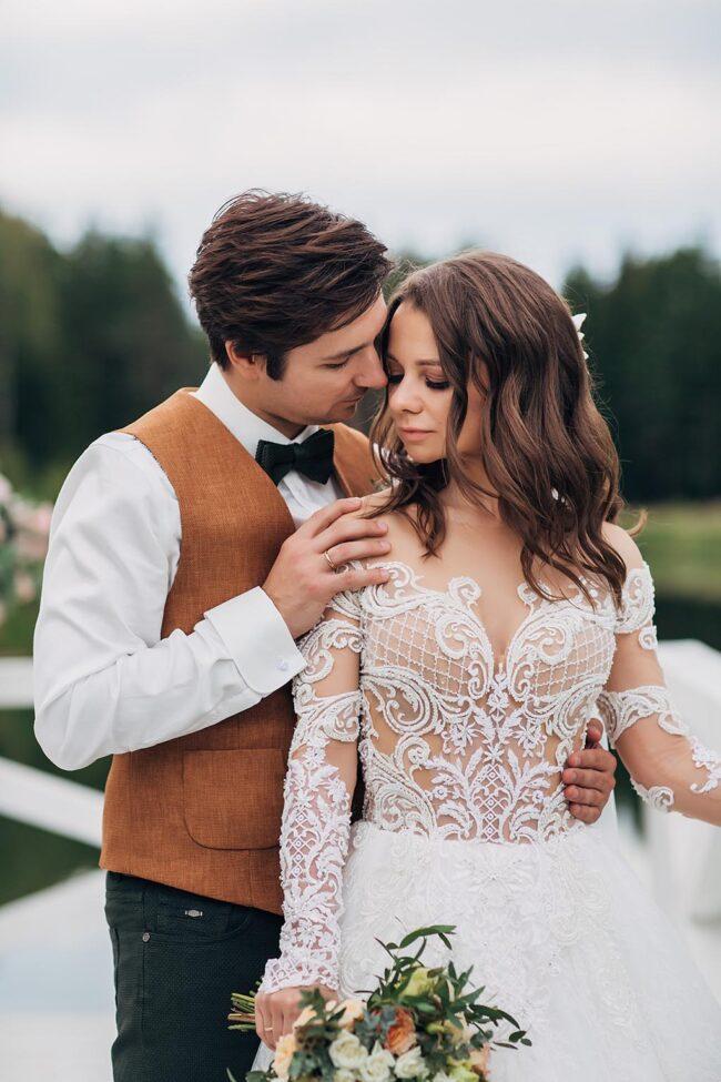 Выездная церемония свадьбы в Москве