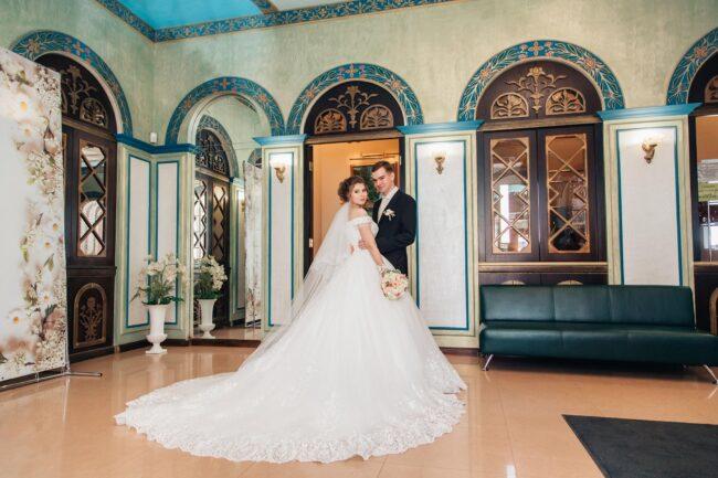 Портрет невесты. Свадьба в Москве. Фотограф на свадьбу