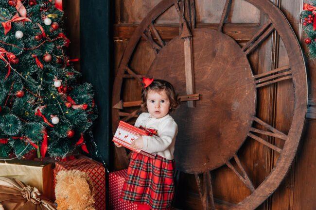 Детская Новогодняя фотозона