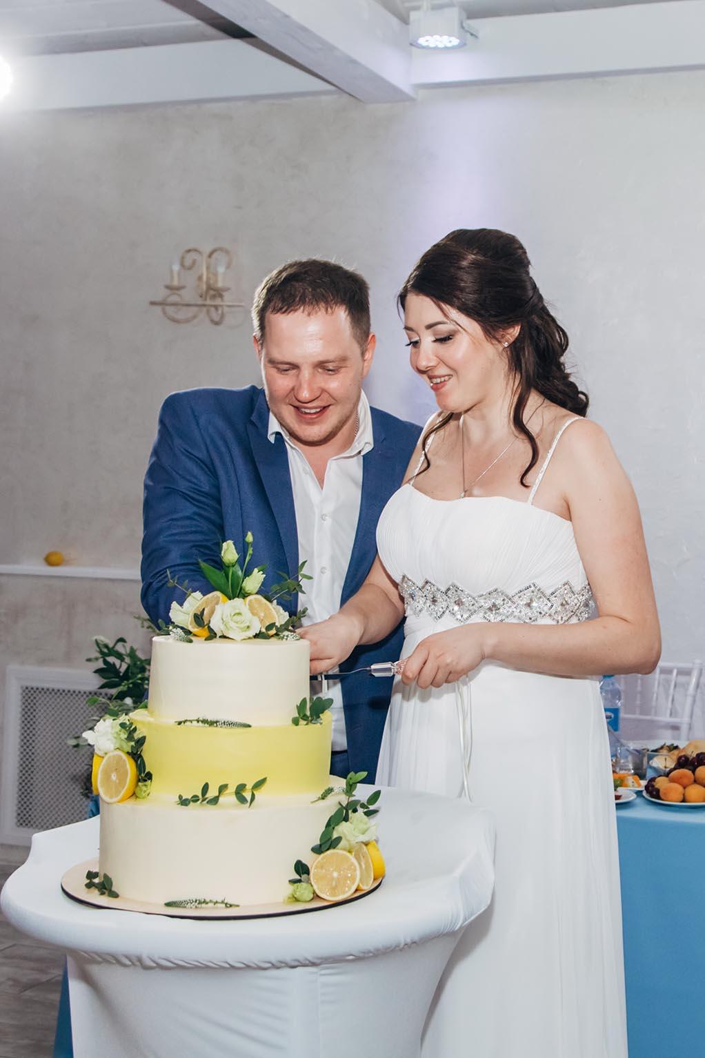 Проведение свадьбы в загородном доме