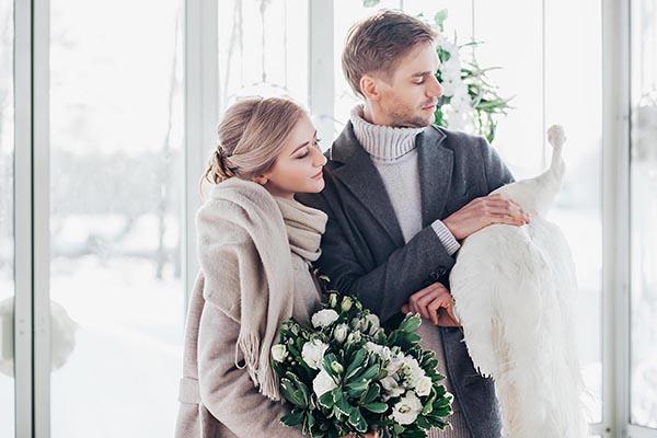 свадьба в поселке Довиль