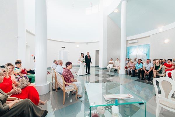 Регистрация брака в ЗАГСе Радужный