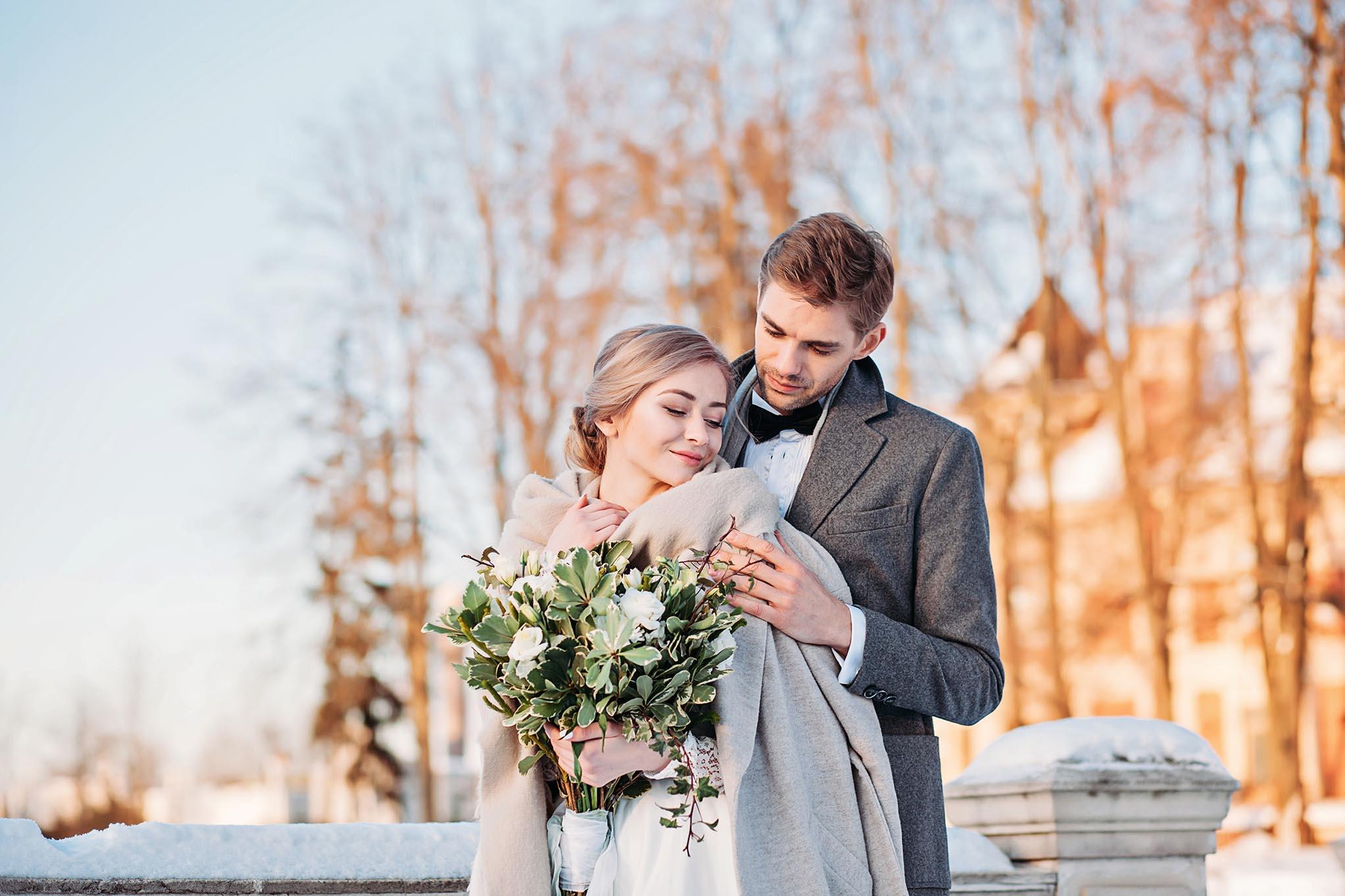 Свадьба в Довиле