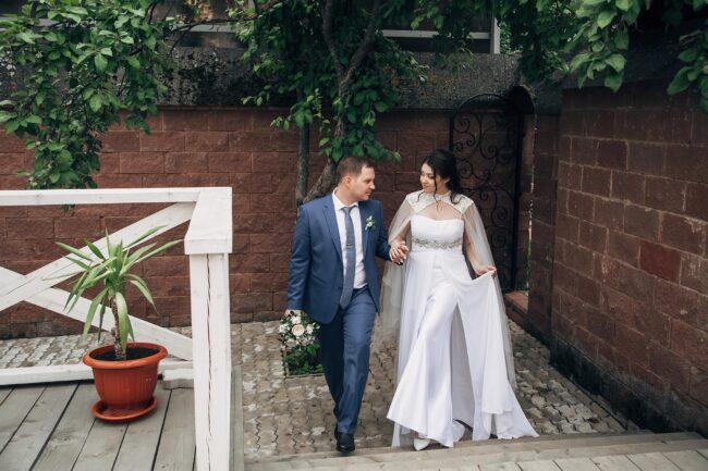 Anstar House Vatutinki - открытые свадебные площадки