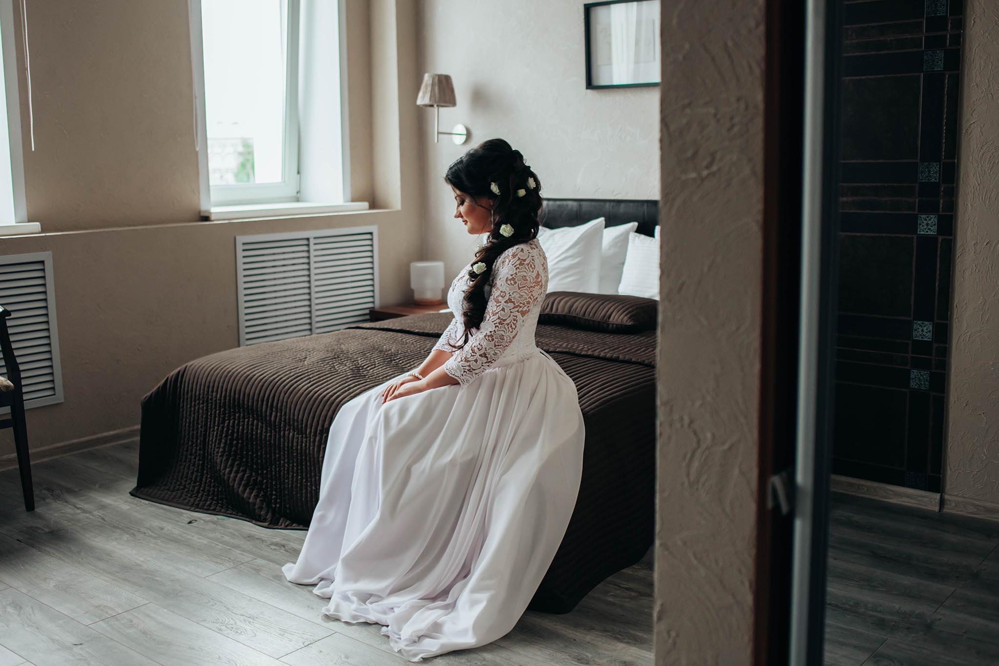 утро невесты Тамбов