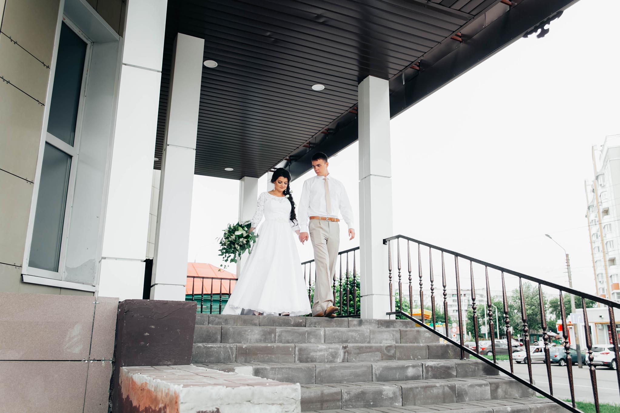 фотосъемка свадьбы Тамбов
