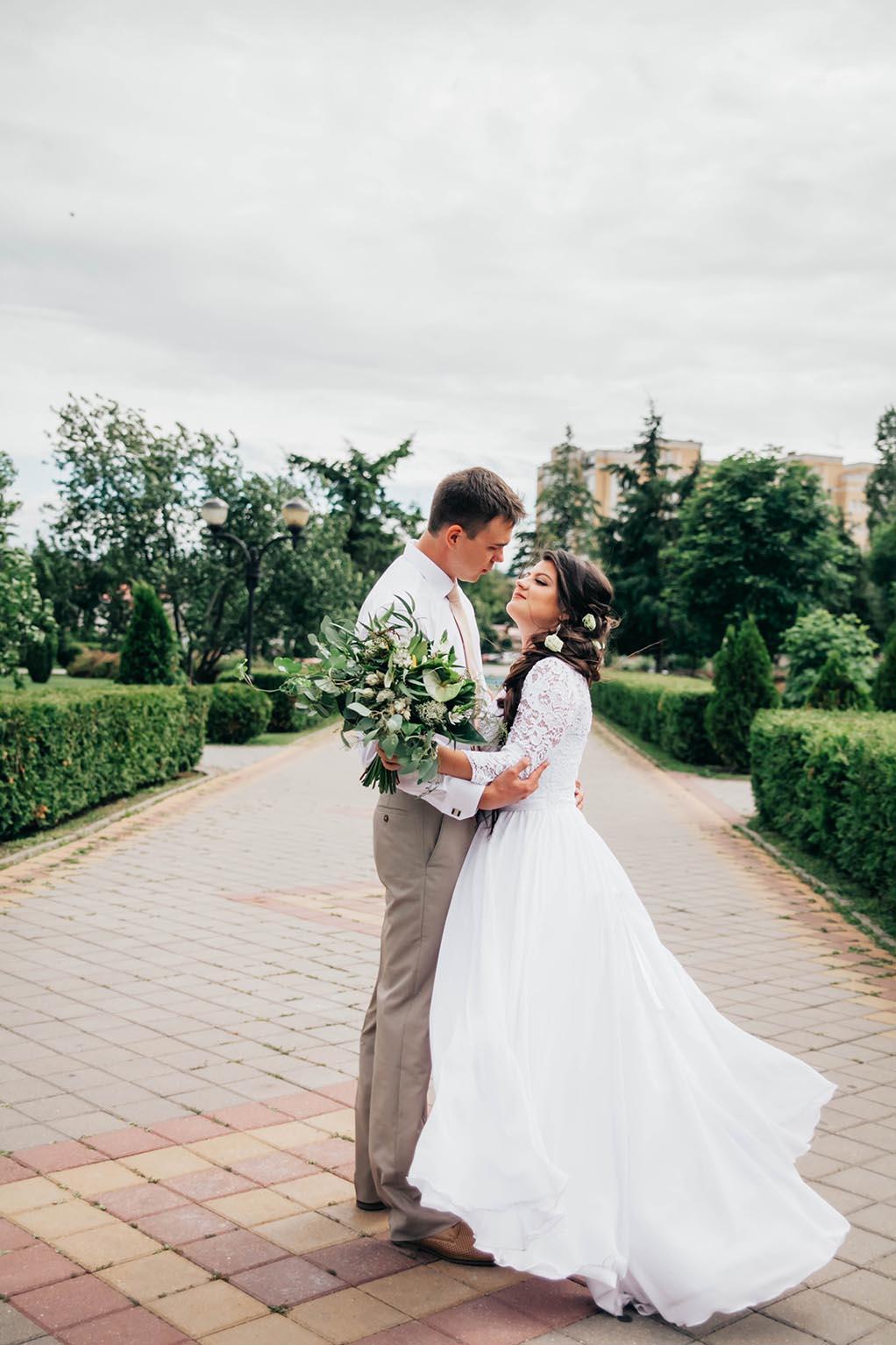 фотосъмка свадьбы Тамбов