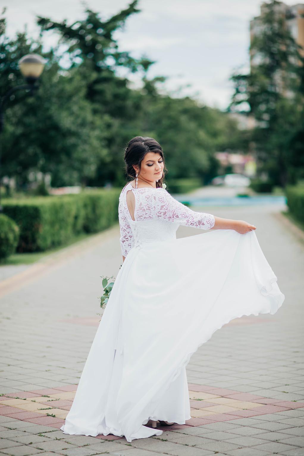 фотосессия невесты Тамбов