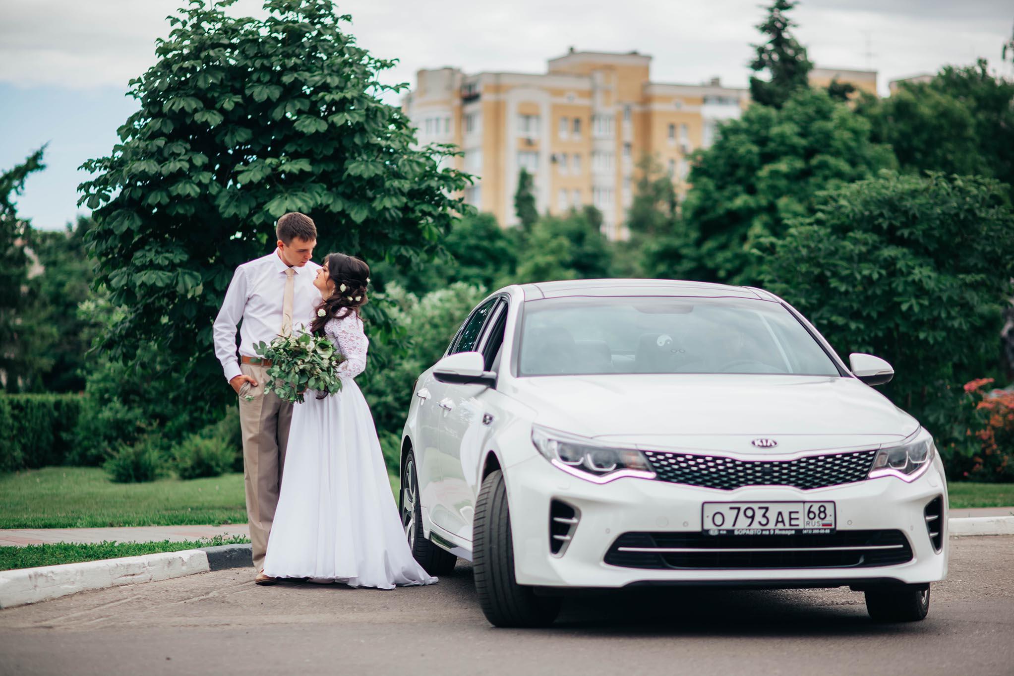 фотосессия свадьбы Тамбов
