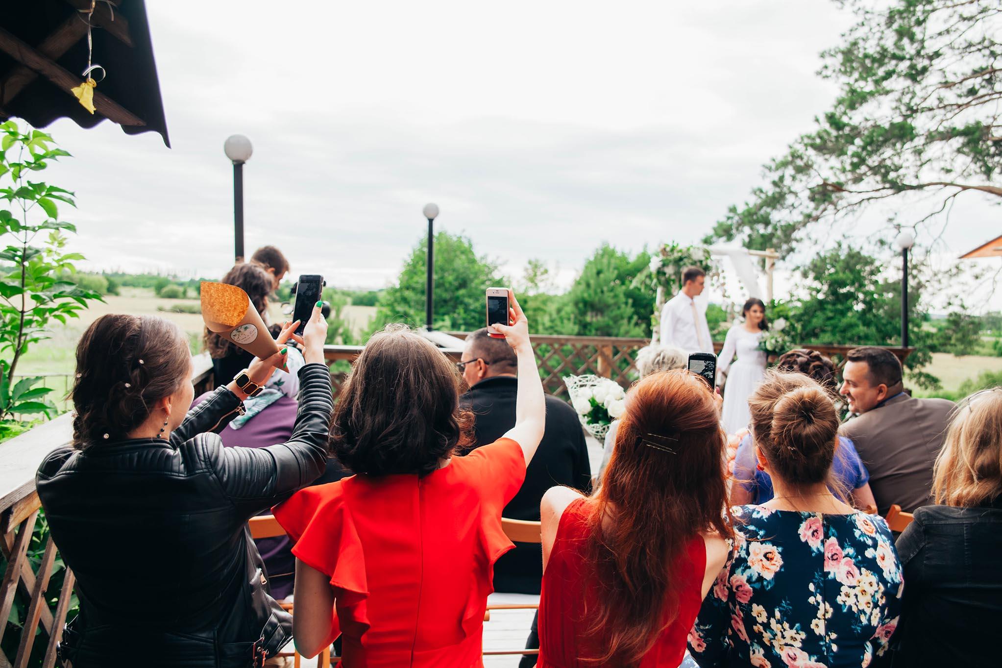 свадебная выездная регистрация брака