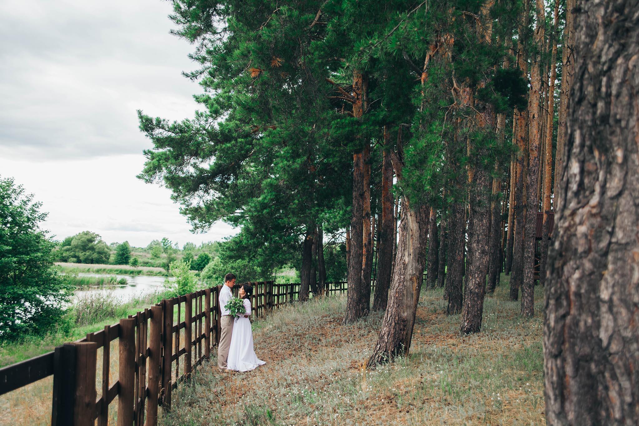 фотосессия выездной регистрации брака