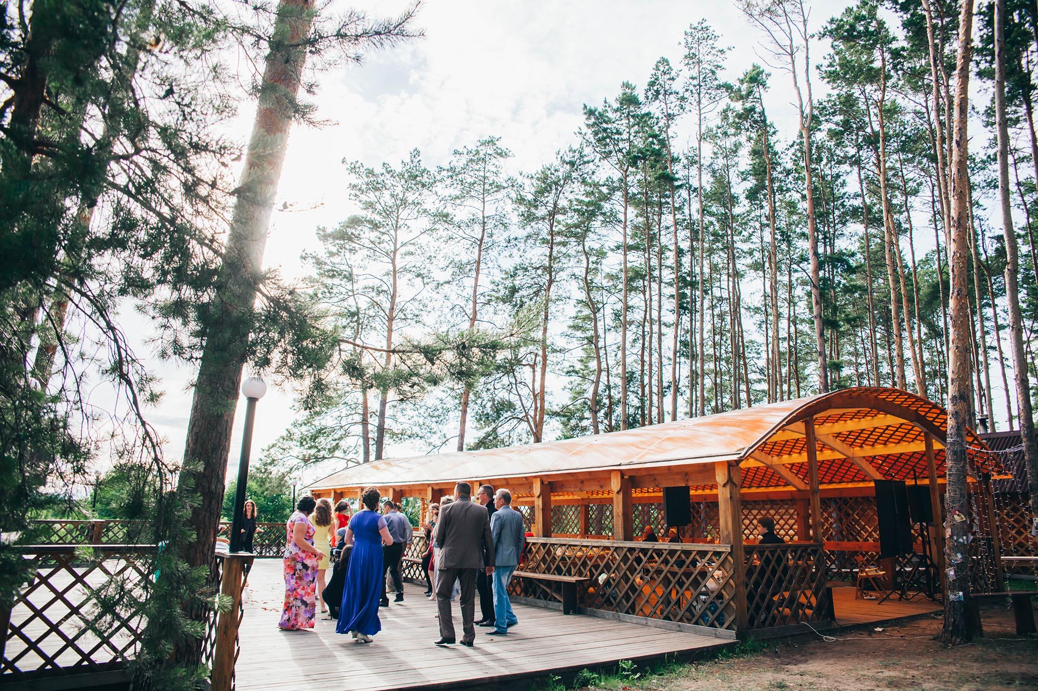 свадьба на базе Авиатор
