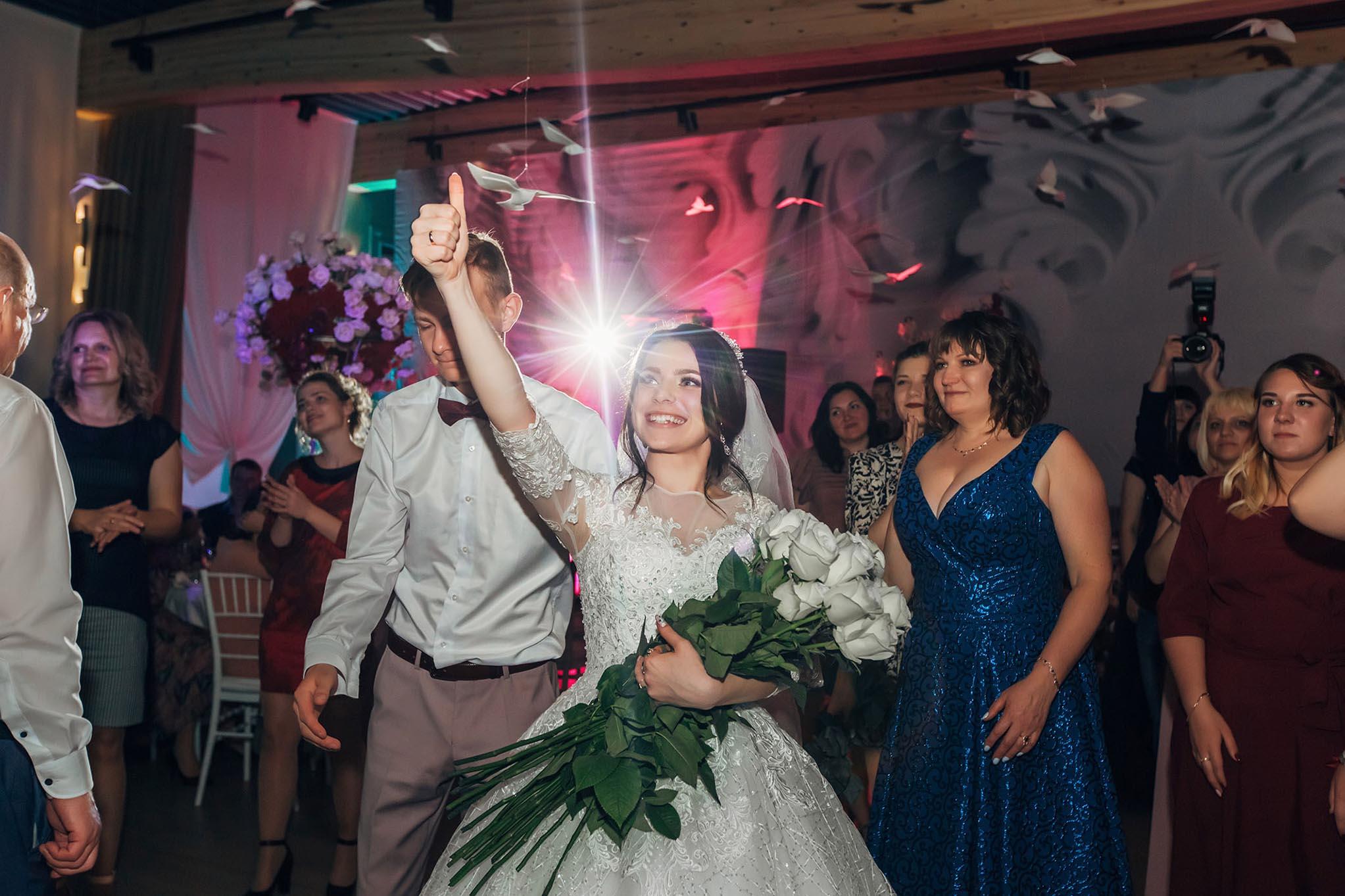 Банкетный зал PLES для свадьбы