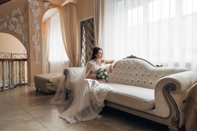 Фотосессия свадьбы Москва