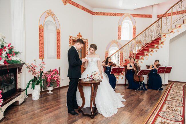 Профессиональная свадебная съемка фото Москва