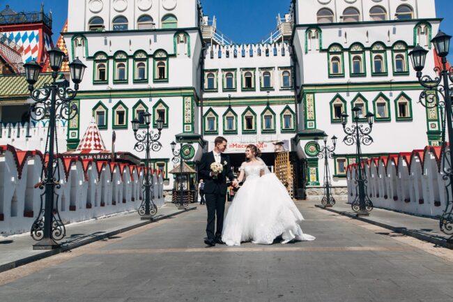 Свадебная фотосъемка в Москве