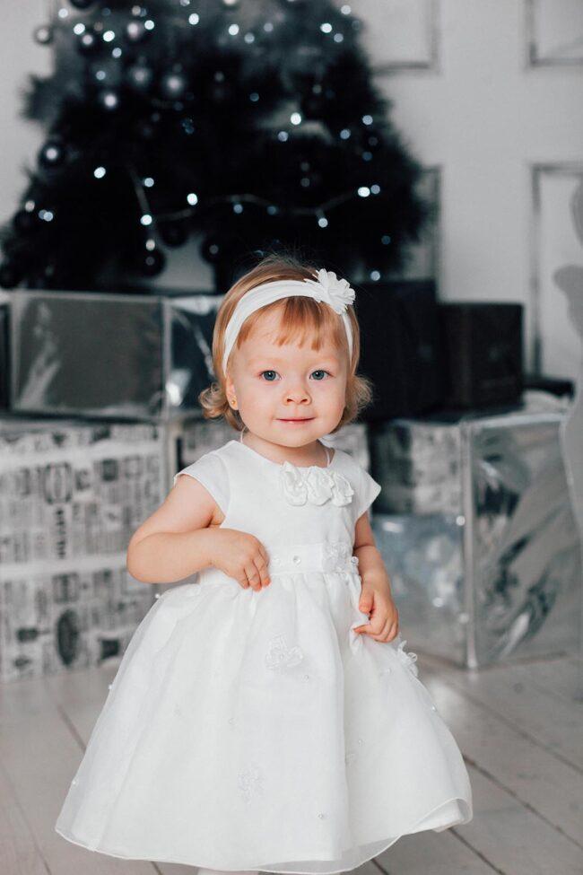 Идеи для новогодней фотосессии с ребенком
