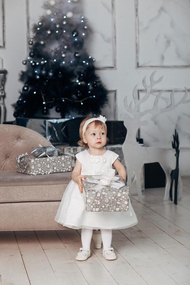 Новогодние костюмы для малышей