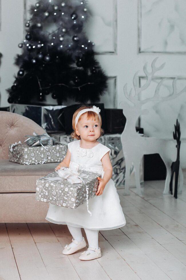 Новая детская Новогодняя фотосессия