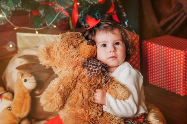 Новогодние локации для детей
