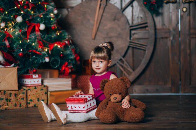 идеи детских фотосессий в студии