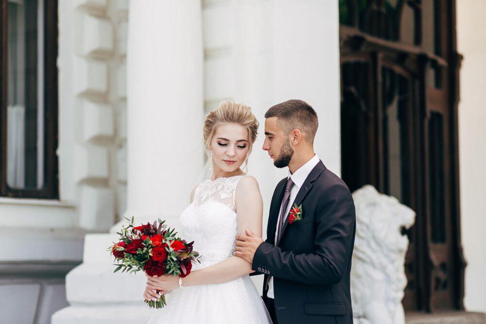 Свадьба фото Дом Асеева Тамбов