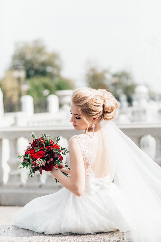 Места для фотосъемки свадьбы. Дворец Асеева Тамбов