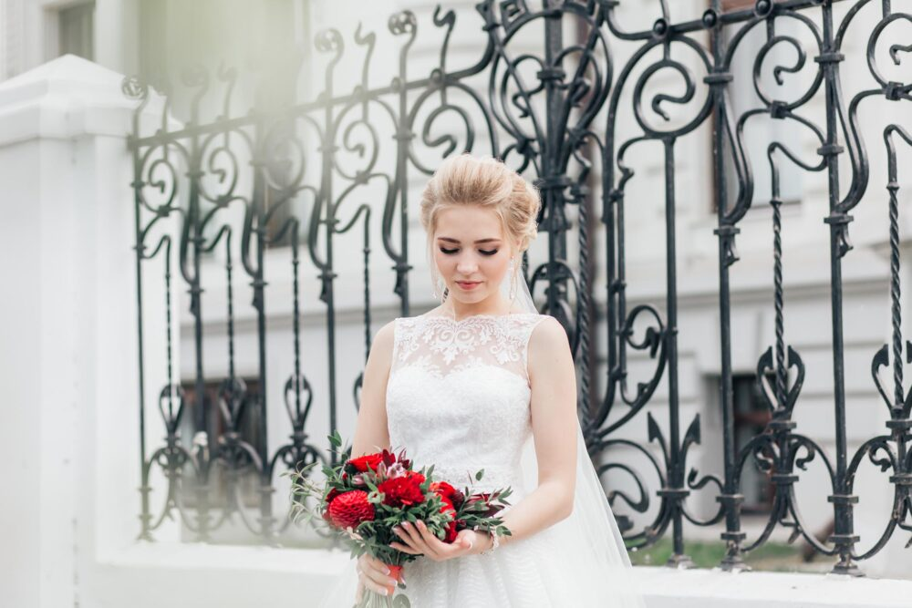 Свадебная съемка в усадьбе Асеева