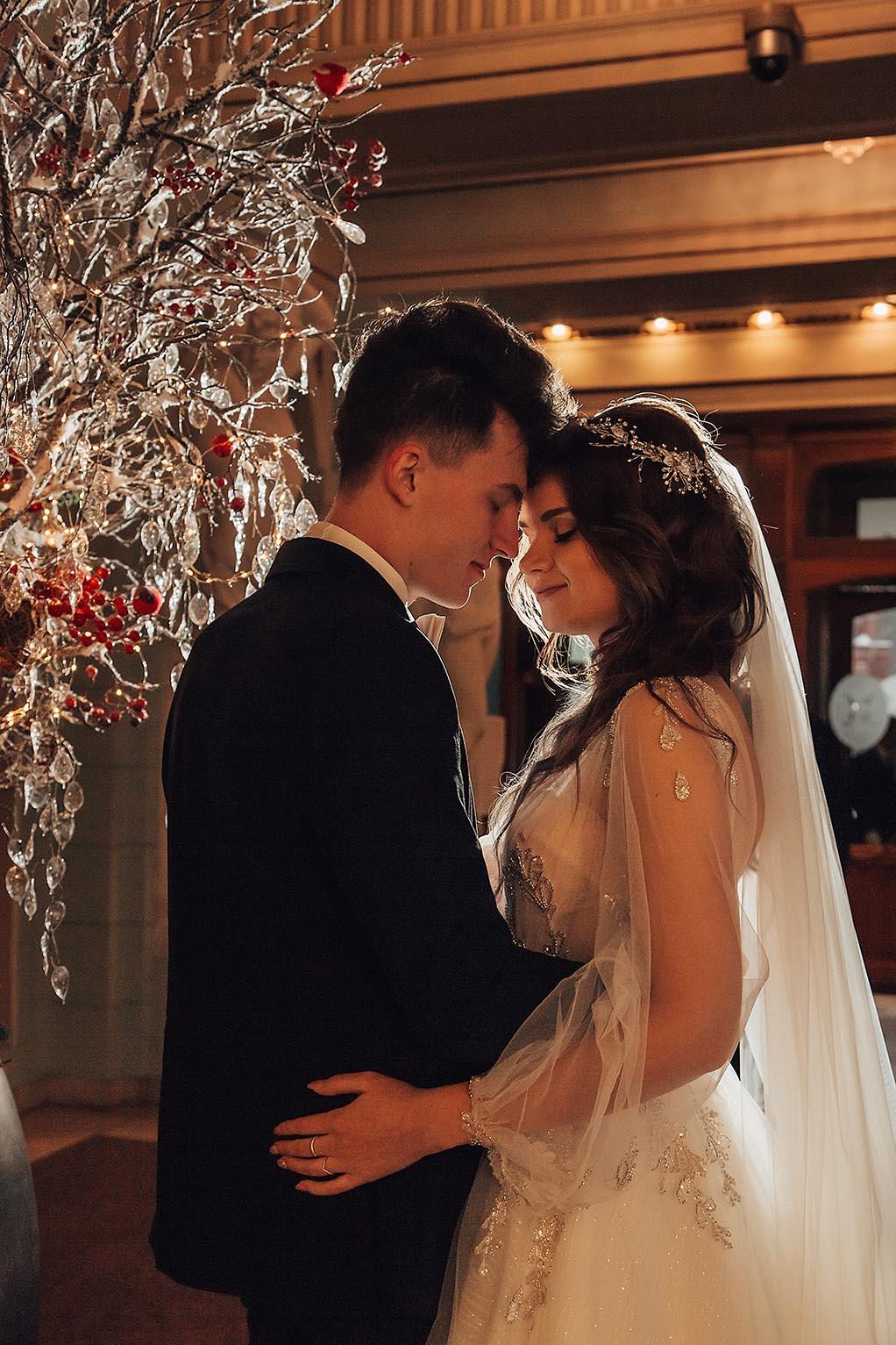 фотосъемка свадьбы в отеле Националь Москва